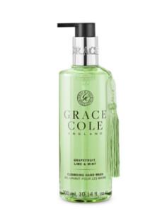 GRACE COLE Hand Wash, Grapefruit / Lime / Mint 300ml