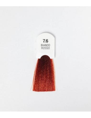 Краска для волос 7.6 Красный блонд 100ml