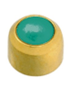 24ct Z Turquoise, earrings,...
