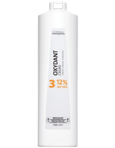Creamy oxidant N  3 / 12% / 40 vol....
