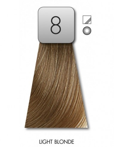 Tinta Color Ķīmiskā matu krāsa Nr.8 -...