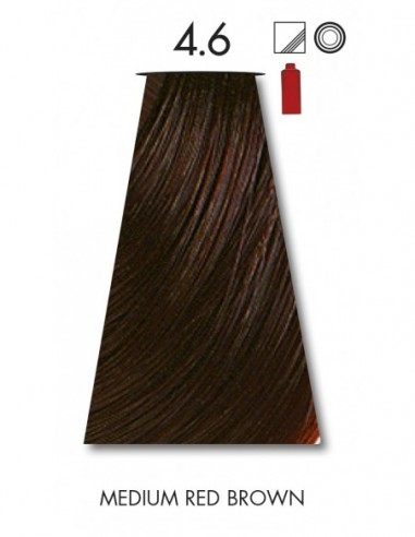 Tinta Color Ķīmiskā matu krāsa Nr.4.6...