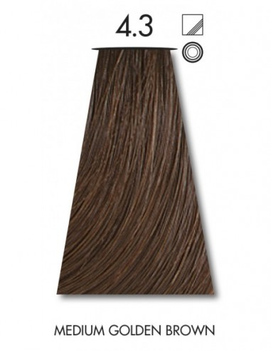 Tinta Color Ķīmiskā matu krāsa Nr.4.3...