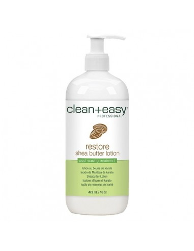 Post-Wax Restore Shea Butter Lotion...