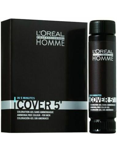 5 minute hair dye L'Oreal...