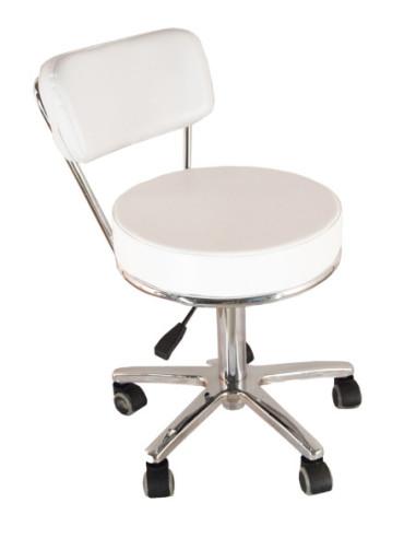 Кресло мастера педикюра с низкой...