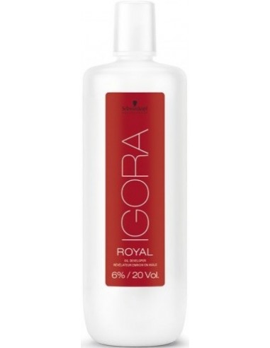 Igora Royal Oil Developer 6% 1000ml