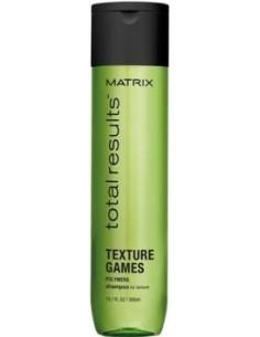 Texture Games Shampoo 300ml