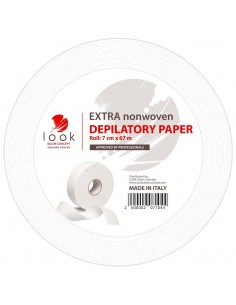Depilation paper in a roll...
