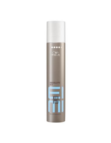 EIMI - Ультра сильный лак для волос...