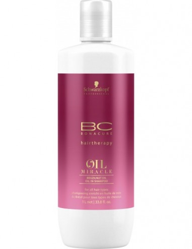 BC Bonacure Oil Miracle Brazilnut...