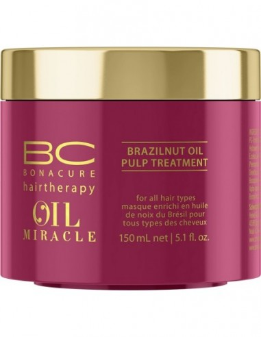BonaCure Oil Miracle Brazilnut Oil...