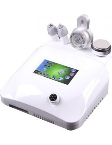Beauty device with 4 functions -...