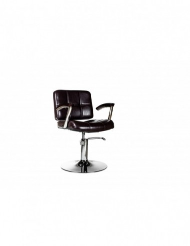 Styling chair Los Angeles Brown - Outlet