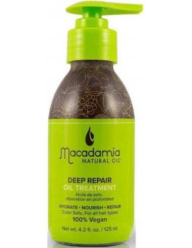 Healing Oil Treatment for all hair...