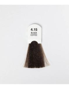 Hair color 4.15 Black...