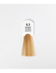 Hair color 8.3 Light Golden...