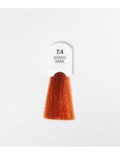 Hair color 7.4 Copper...