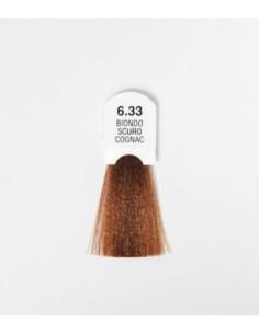 Hair color 6.33 Dark Blonde...