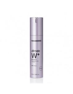 Ultimate W+ whitening cream...