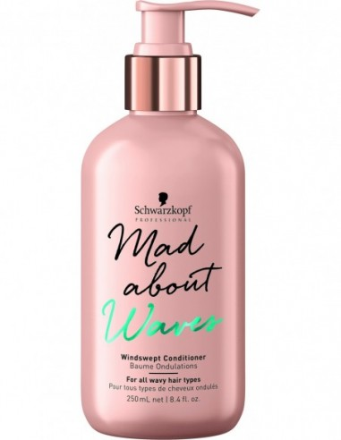 Mad About Waves windswept conditioner...