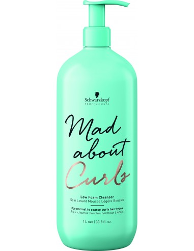 Mad About Curls low foam cleanser 1000мл