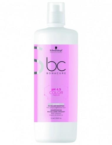 BonaCure pH 4.5 Color Freeze silver...