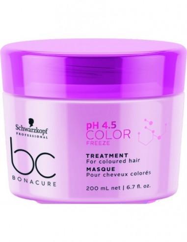 BC Bonacure pH 4.5 Color Freeze maska...