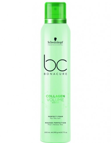 BonaCure Collagen Volume Boost Пенка...