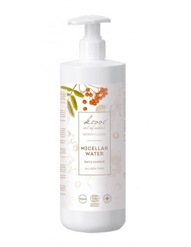 Micellar water berry cocktail 500ml