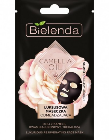 CAMELLIA OIL Face Mask, Renewable,...
