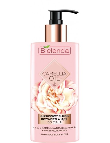 CAMELLIA OIL Elixir for body, luxury,...