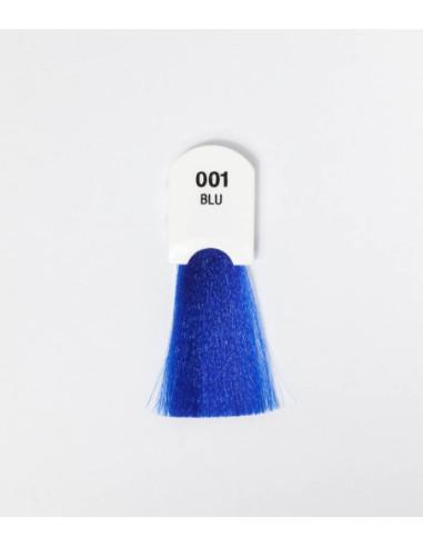 Краска для волос 001 Синий 100ml