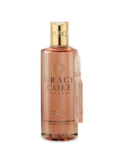 GRACE COLE Shower-Bath Gel, Ginger...