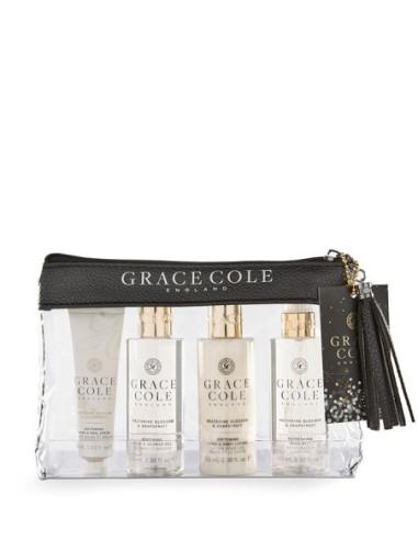 GRACE COLE Travel set Nectarine...