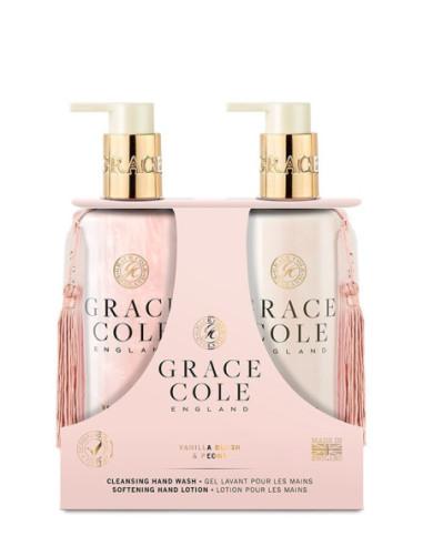GRACE COLE Hand set, Pink vanilla /...