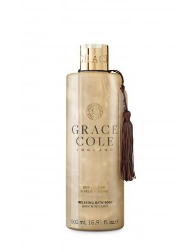 GRACE COLE Bath Soak Oud Accord &amp,...