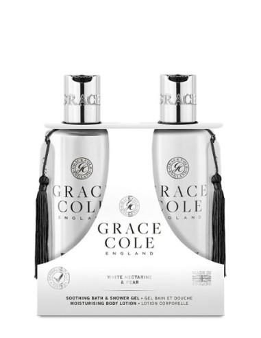 GRACE COLE Body Set White Nectarine /...