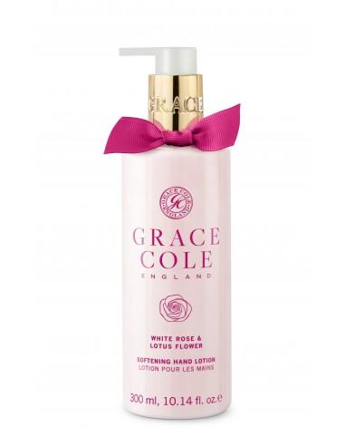 GRACE COLE Лосьон для рук, Белая роза...