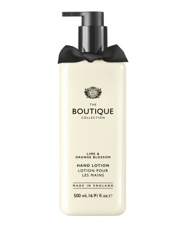 BOUTIQUE Hand lotion, lime/orange...