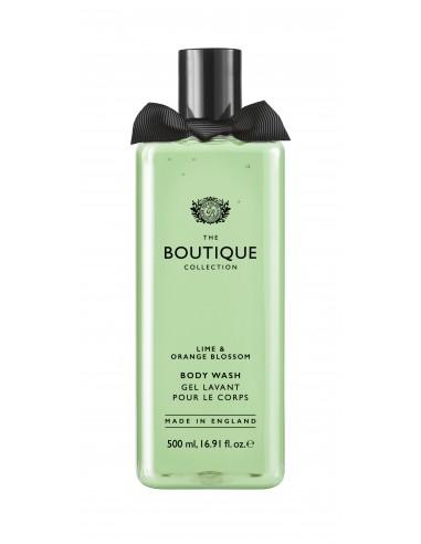 BOUTIQUE Shower gel, lime/orange...