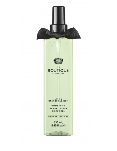 BOUTIQUE Body spray, lime/orange...