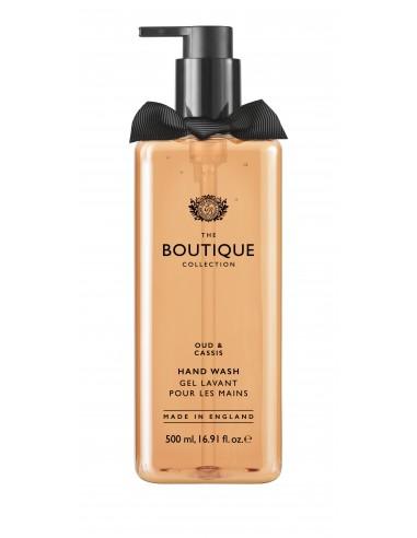 BOUTIQUE Liquid soap, agarwood/black...