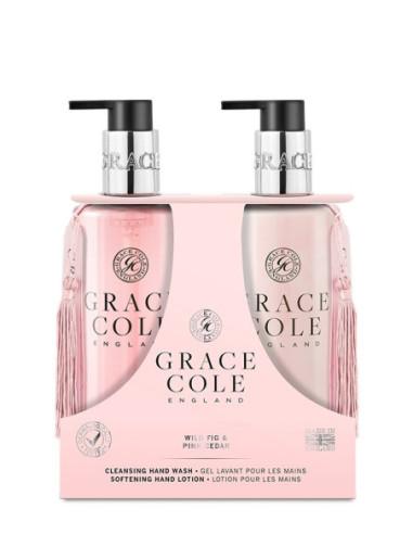 GRACE COLE Hand set, Wild fig / Pink...
