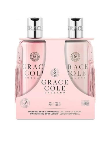 GRACE COLE Body Set Wild Fig / Pink...
