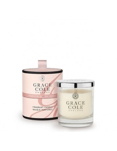 GRACE COLE Candle, Wild Fig and Pink...