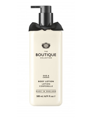 BOUTIQUE Body lotion, agarwood/black...