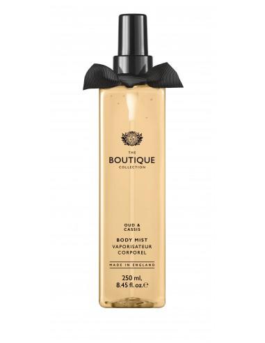 BOUTIQUE Body spray, agarwood/black...