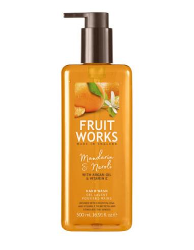 FRUIT WORKS Жидкое мыло,...