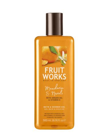 FRUIT WORKS Shower-bath gel,...